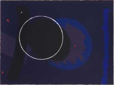 Wilhelmina Barns-Graham, White Circle Series III, 2006