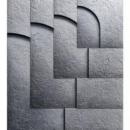 Amir Nikravan - Rational Design I (4 parts), 2017