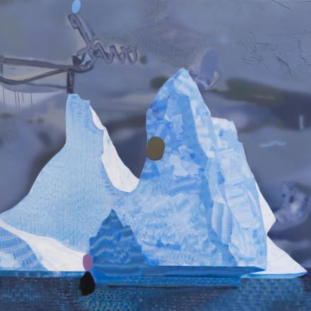 Taha Heydari - The Frozen Water, 2017