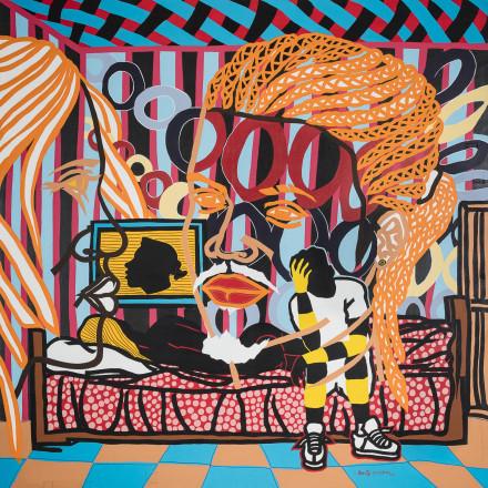 Boris Nzebo - Etat des Lieux, 2013
