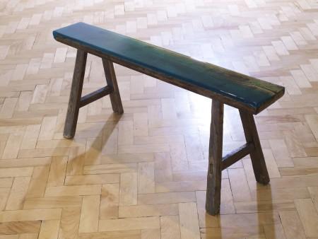 "<span class=""artist""><strong>Jo Nagasaka</strong></span>, <span class=""title""><em>Bench</em>, 2014</span>"