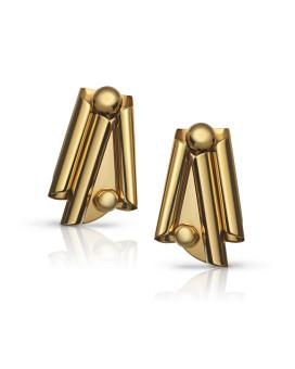 Sophia Vari, Atropos Earrings, 2019
