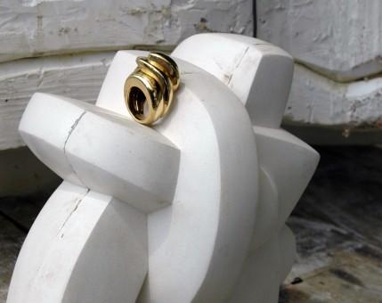 Sophia Vari, Jewellery and sculpture study, 2011