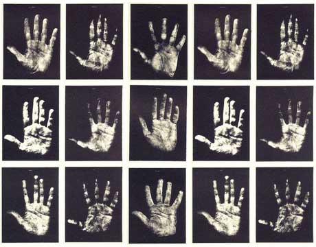 Hand Show, 1967