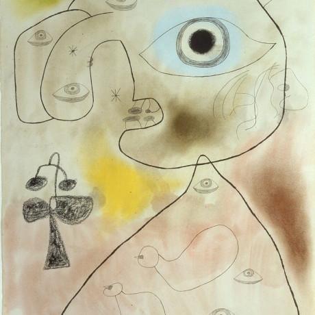 Joan Miró: The Cosmic Ascent