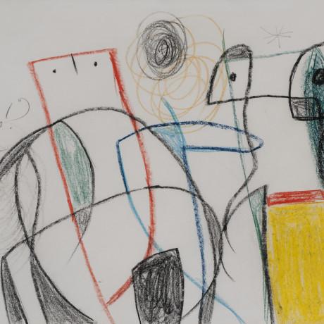 Joan Miró: Intimistes