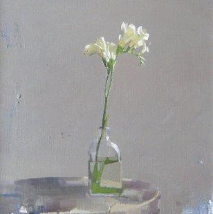 Diarmuid Kelley, Untitled (Freesias), 2011