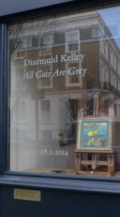 Diarmuid Kelley . All Cats Are Grey