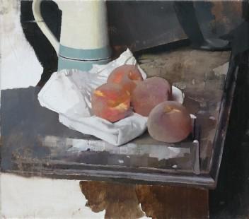 Diarmuid Kelley b.1972, Peaches, 2013