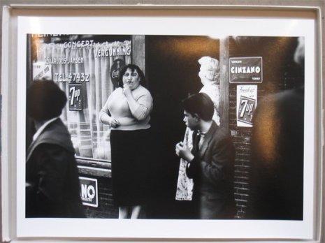 Ed van der Elsken, Oudezijds Achterburgwal, Amsterdam, 1958, 1958