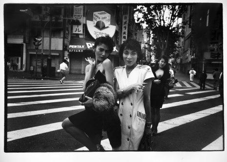 Ed van der Elsken, Transsexuals, Tokyo, 1988