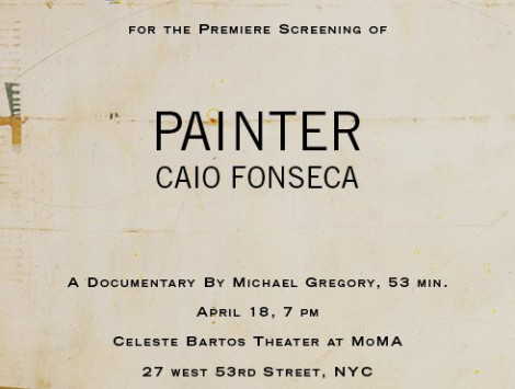 CAIO FONSECA: Film Screening