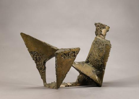 "<span class=""artist""><strong>Frederick Edward McWilliam</strong></span>, <span class=""title""><em>Angular Figure</em>, 1962</span>"