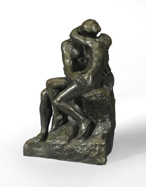 "<span class=""artist""><strong>Auguste Rodin</strong></span>, <span class=""title""><em>Le Baiser 1ère reduction</em>, 1898</span>"