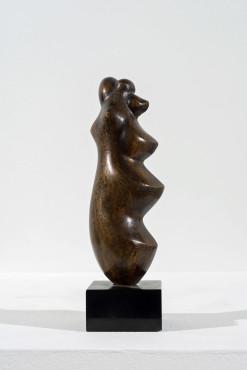 "<span class=""artist""><strong>Baltasar Lobo</strong></span>, <span class=""title""><em>Face au vent</em>, 1977</span>"