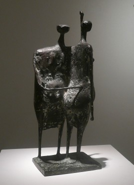 <span class=&#34;artist&#34;><strong>Kenneth Armitage</strong></span>, <span class=&#34;title&#34;><em>Two Standing Women</em>, 1955</span>