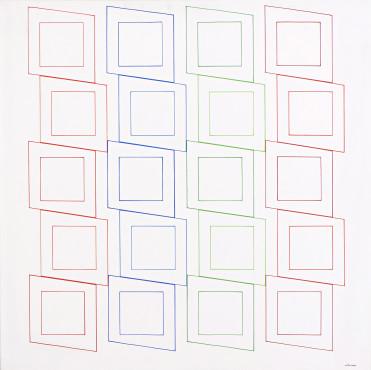 <span class=&#34;artist&#34;><strong>Genevi&#232;ve Claisse</strong></span>, <span class=&#34;title&#34;><em>Photons</em>, 1975</span>