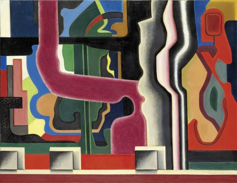 <span class=&#34;artist&#34;><strong>Auguste Herbin</strong></span>, <span class=&#34;title&#34;><em>Composition, Abstraction</em>, 1925</span>
