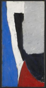 <span class=&#34;artist&#34;><strong>Roger Hilton</strong></span>, <span class=&#34;title&#34;><em>September</em>, 1953</span>