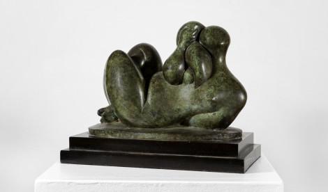 "<span class=""artist""><strong>Baltasar Lobo</strong></span>, <span class=""title""><em>Femme à la chevelure lisse</em>, 1967/68 - 1982</span>"