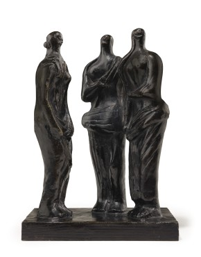<span class=&#34;artist&#34;><strong>Henry Moore</strong></span>, <span class=&#34;title&#34;><em>Three Standing Figures</em>, 1945</span>