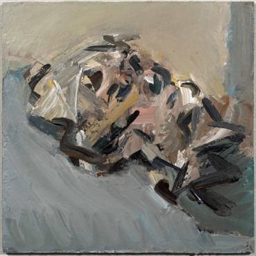 <span class=&#34;artist&#34;><strong>Frank Auerbach</strong></span>, <span class=&#34;title&#34;><em>Reclining Head of Julia</em>, 2006</span>