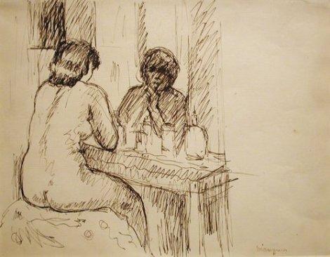 <span class=&#34;artist&#34;><strong>Henri Manguin</strong></span>, <span class=&#34;title&#34;><em>Le Mod&#232;le Monique</em>, 1938</span>