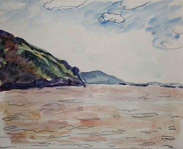 <span class=&#34;artist&#34;><strong>Albert Marquet</strong></span>, <span class=&#34;title&#34;><em>L'entrée des portes de fer, Danube</em>, 1933</span>