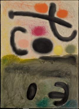 """<span class=""""artist""""><strong>Joan Miró</strong></span>, <span class=""""title""""><em>Hommage à Edgar Varèse II</em>, 1959</span>"""