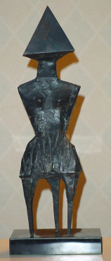 <span class=&#34;artist&#34;><strong>Lynn Chadwick</strong></span>, <span class=&#34;title&#34;><em>Girl II</em>, 1971</span>