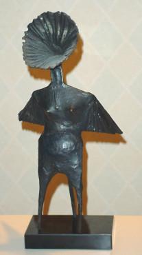 <span class=&#34;artist&#34;><strong>Lynn Chadwick</strong></span>, <span class=&#34;title&#34;><em>Girl VII</em>, 1975</span>