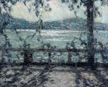 <span class=&#34;artist&#34;><strong>Henri Le Sidaner</strong></span>, <span class=&#34;title&#34;><em>Terrasse au clair de lune, Villefranche-sur-mer</em>, c.1927-29</span>