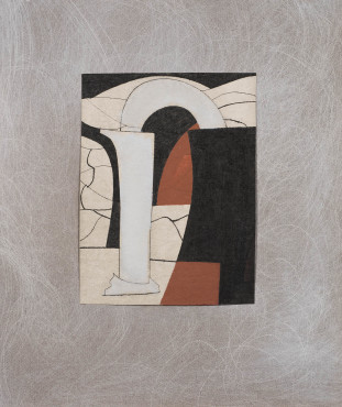 <span class=&#34;artist&#34;><strong>Ben Nicholson</strong></span>, <span class=&#34;title&#34;><em>Variation on a Theme, Corinth 5</em>, 1965</span>