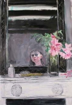 <span class=&#34;artist&#34;><strong>Shani Rhys James</strong></span>, <span class=&#34;title&#34;><em>Moisturiser, peonies and hairbrush</em>, 2010</span>