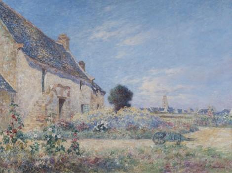 <span class=&#34;artist&#34;><strong>Ferdinand du Puigaudeau</strong></span>, <span class=&#34;title&#34;><em>Le jardin de Kervaudu</em>, c. 1910</span>