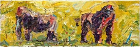 <span class=&#34;artist&#34;><strong>Paul Richards</strong></span>, <span class=&#34;title&#34;><em>Two Gorillas</em>, 2010</span>
