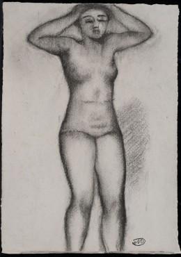 <span class=&#34;artist&#34;><strong>Aristide Maillol</strong></span>, <span class=&#34;title&#34;><em>Femme debout</em></span>