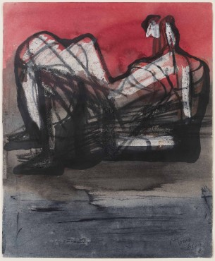 <span class=&#34;artist&#34;><strong>Henry Moore</strong></span>, <span class=&#34;title&#34;><em>Reclining Figure</em>, 1961</span>