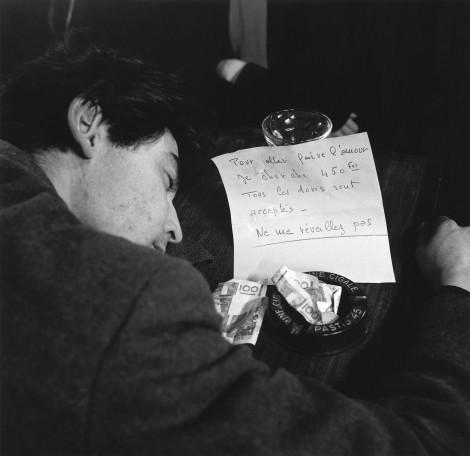 Pour aller faire l'amour, Paris, 1952