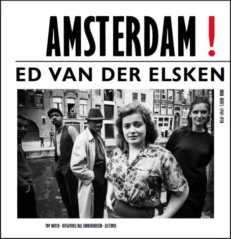 Ed van der Elsken: Amsterdam! (English version)