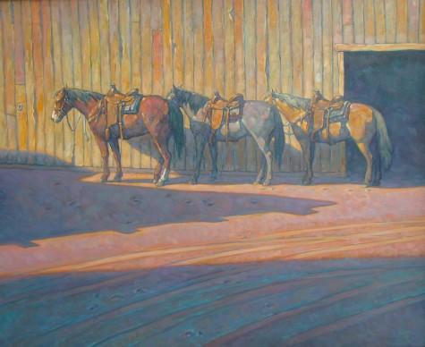 Between Barns