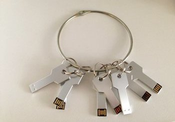 Kayla 8-bit Key Ring, 2013