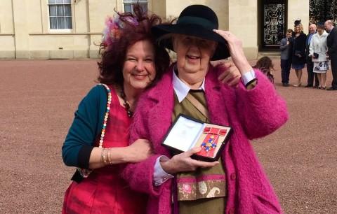 Shirley Hughes & Clara Vulliamy: 'The apple doesn't fall far from the tree!'