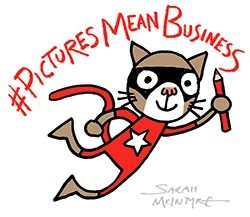 Pictures Mean Business: 7 ways you can support illustrators