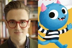 Tom Fletcher talks his new book, reading to his children, and his favourite bedtime reads