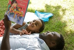 New research flags importance of quality time reading as a family