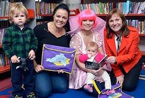 Northern Ireland partnership for Bookstart