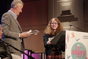 BBC Young Writers' Award - winner announced