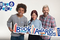 Faber titles win 2017 Blue Peter Book Awards