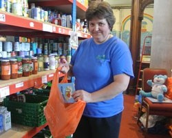 Free books for Foodbanks